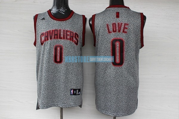 Maillot NBA 2013 Static Fashion Cleveland Cavaliers NO.0 Love Qualité 100%