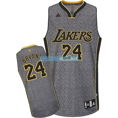 Maillot NBA 2013 Static Fashion Los Angeles Lakers NO.24 Bryan Qualité 100%
